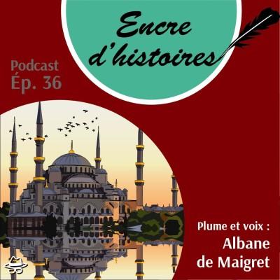 Épisode 36 : Flânerie littéraire à Constantinople cover
