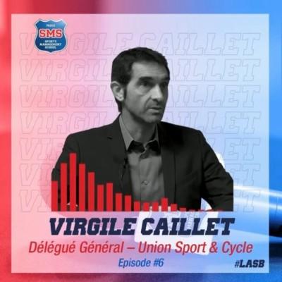 #6 Virgile Caillet - Union Sport et Cycle cover
