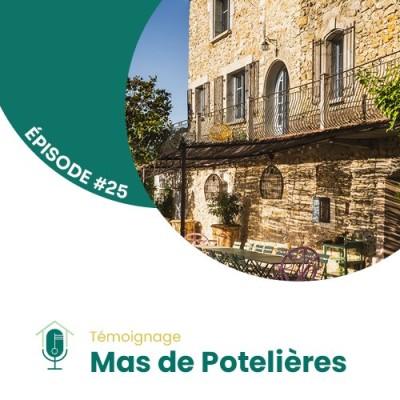 #25 - Rencontre avec Claudia Lomma du Mas de Potelières cover