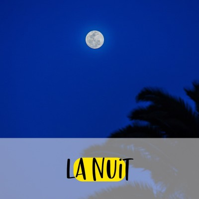 La nuit cover