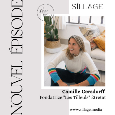 Camille Gersdorff - ou l'art de s'écouter pour entendre les autres.. cover