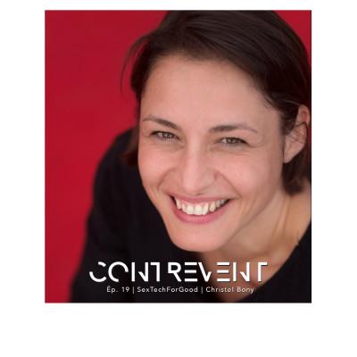 #19 SexTechForGood - Christel Bony - La SexTech se confronte à l'univers des startups - Brest cover