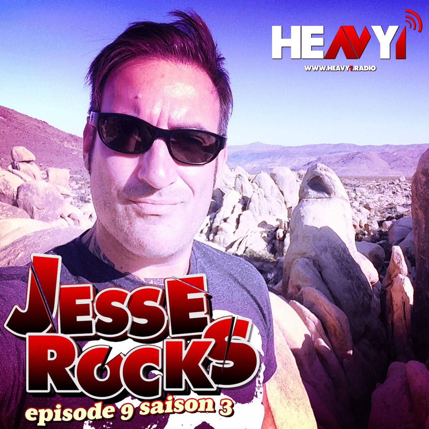 Jesse Rocks #09 Saison 3