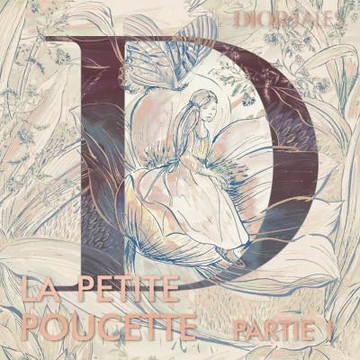 La Petite Poucette - I cover