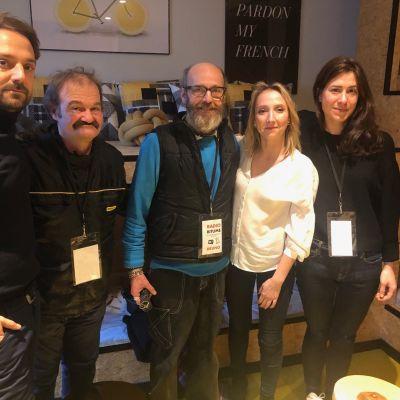 image Les podcasts - Interview de l'équipe du film Les Invisibles par les ambassadeurs de La Cloche