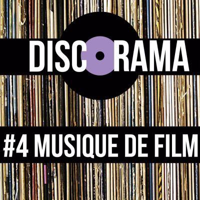 image Discorama #4 - Musique de film (Simon et Simone)