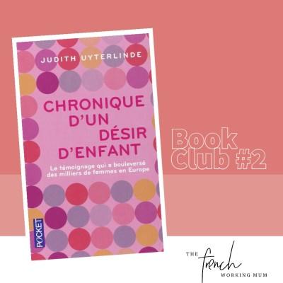 BC#2 - Chronique d'un désir d'enfant - Judith UYTERLINDE cover