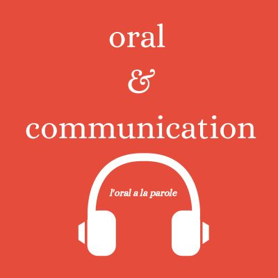 Oral et Communication cover