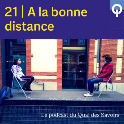 #21 A la bonne distance cover