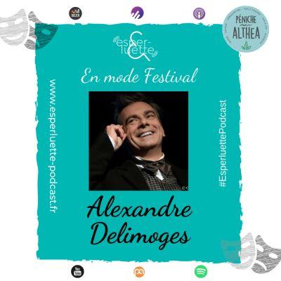 """Alexandre Delimoges - Gustave Eiffel en fer et contre tous - Esperluette """"En mode Festival"""" cover"""