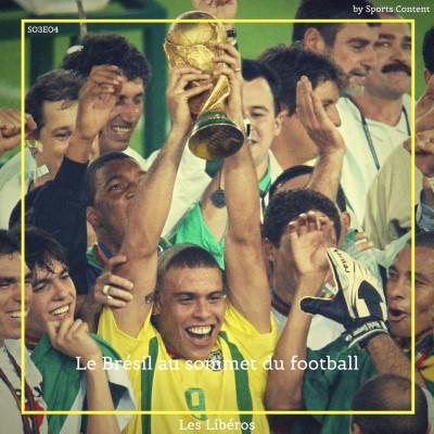 1994-2007, le Brésil au sommet du football mondial ! cover