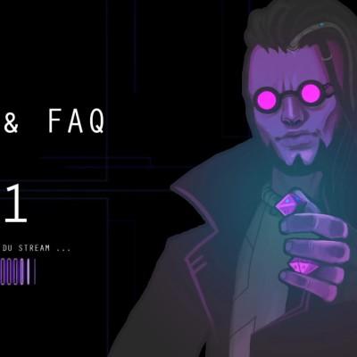 [FR] #JDR - 💬 Live Talk & FAQ cover