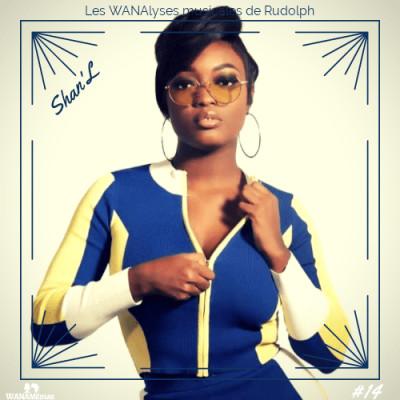 Shan'L : le feu follet de la musique gabonaise cover