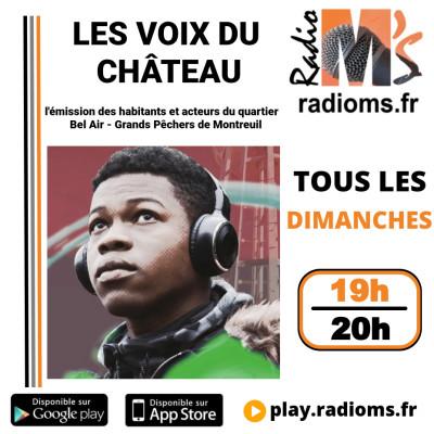 Les Voix du Château #1 - Mai 2021 cover