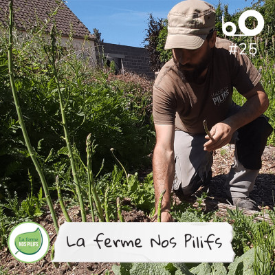 Episode 25: La Ferme Nos Pilifs cover