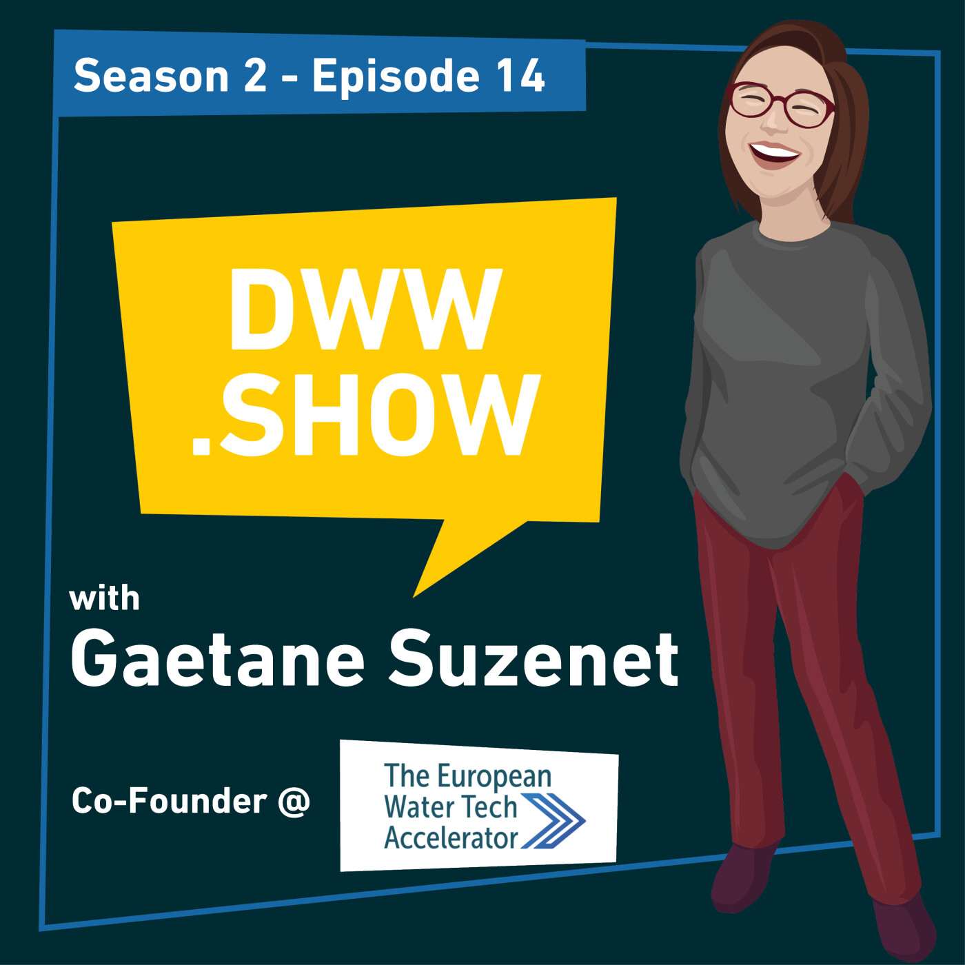 S2E14 - Is Entrepreneurship the Missing Link to Shape the Future of the Water Industry?