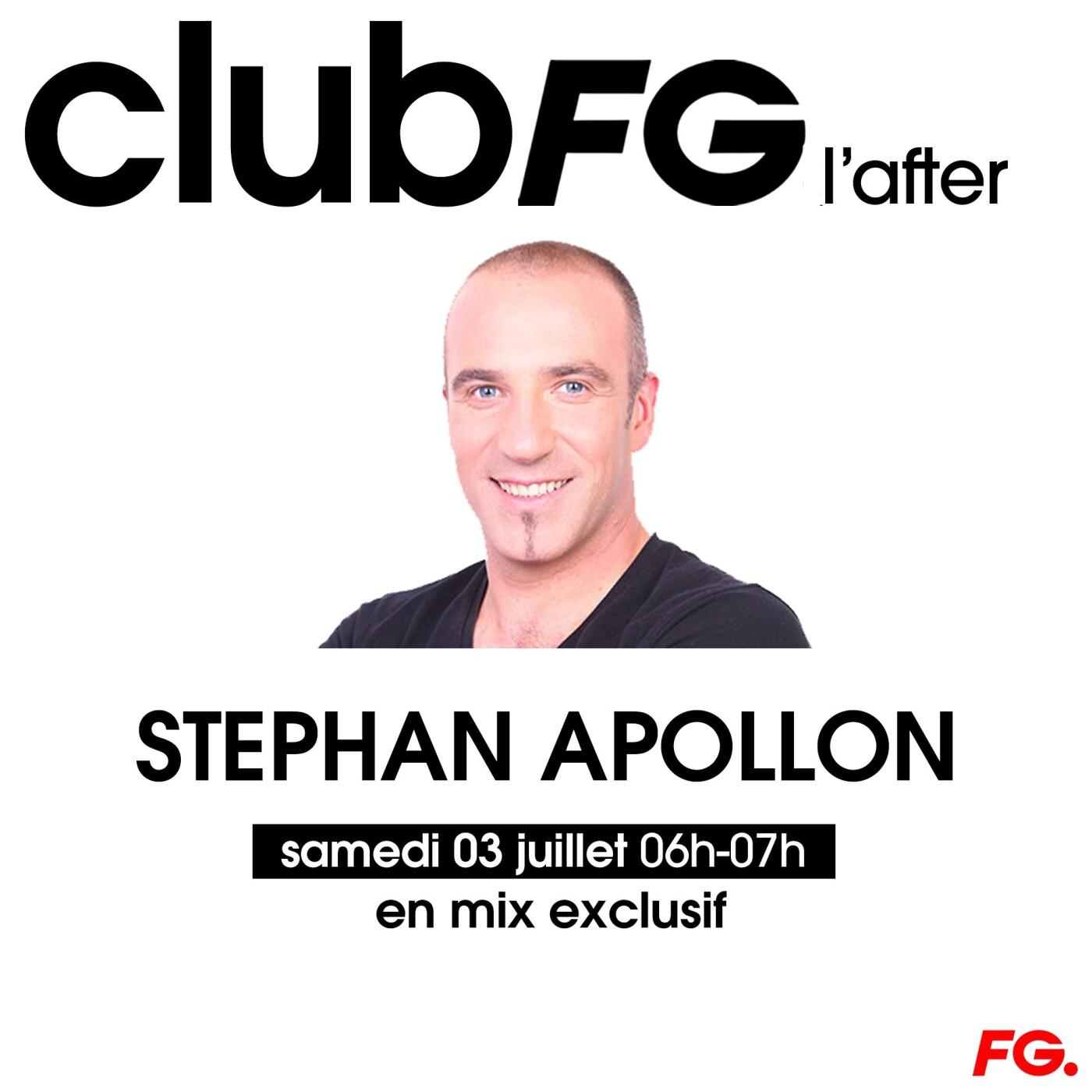CLUB FG : STEPHAN APOLLON