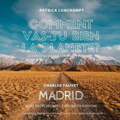 EP 6: ESPAGNE Charles Fauvet Jeune pro expatriè à Madrid cover