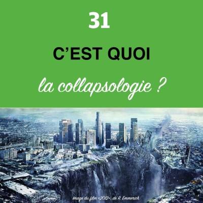 image Épisode #31 - La collapsologie (Écologie 4/4)