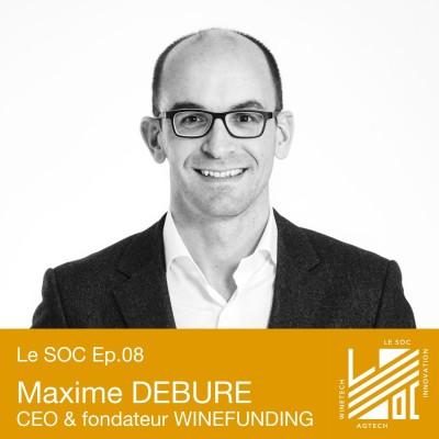 #08 -Maxime DEBURE- Comment réussir sa campagne de crowdfunding ? cover