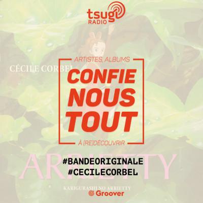 Confie-nous tout, la quotidienne avec Jean Fromageau : Cecile Corbel cover