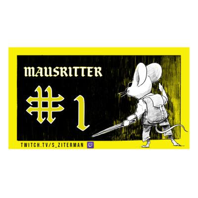 #JDR - Mausritter 🐭  Gare au Hibou #1 cover