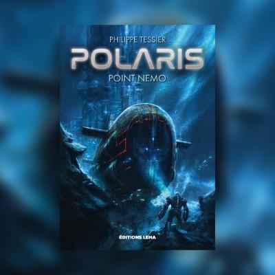 #79 Polaris - Philippe Tessier cover