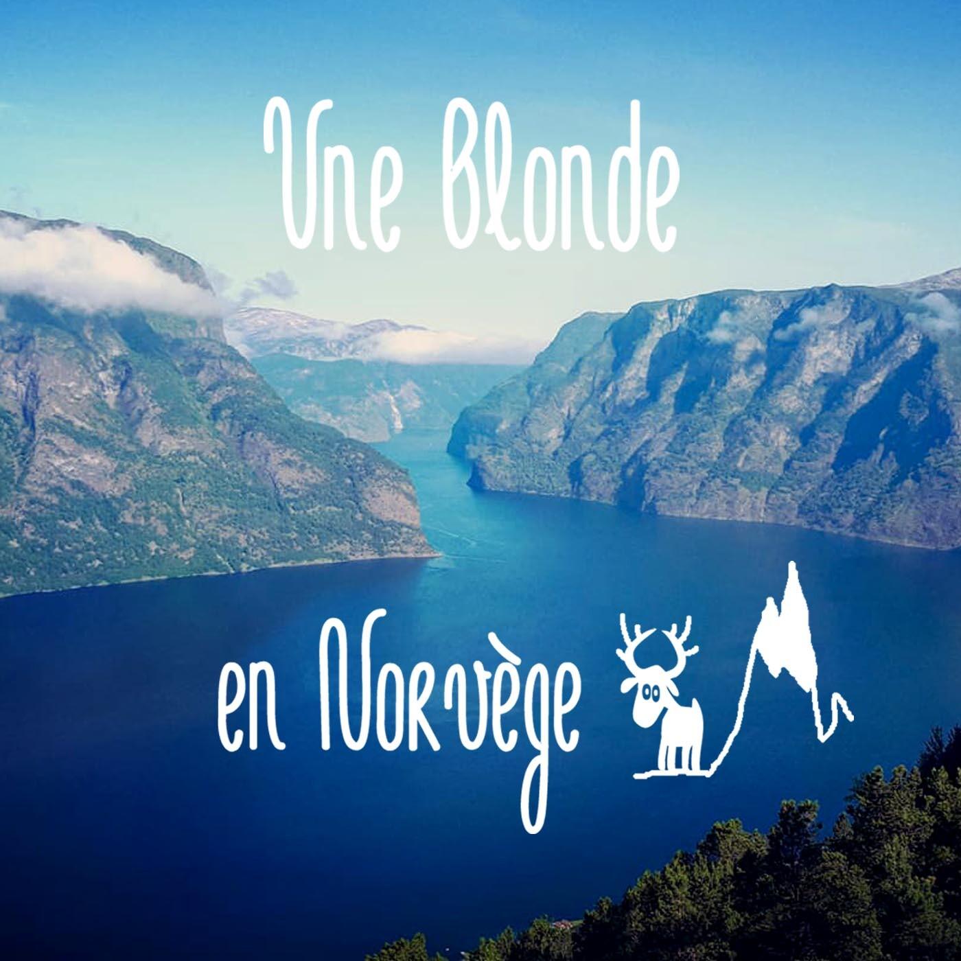 Une blonde en Norvège