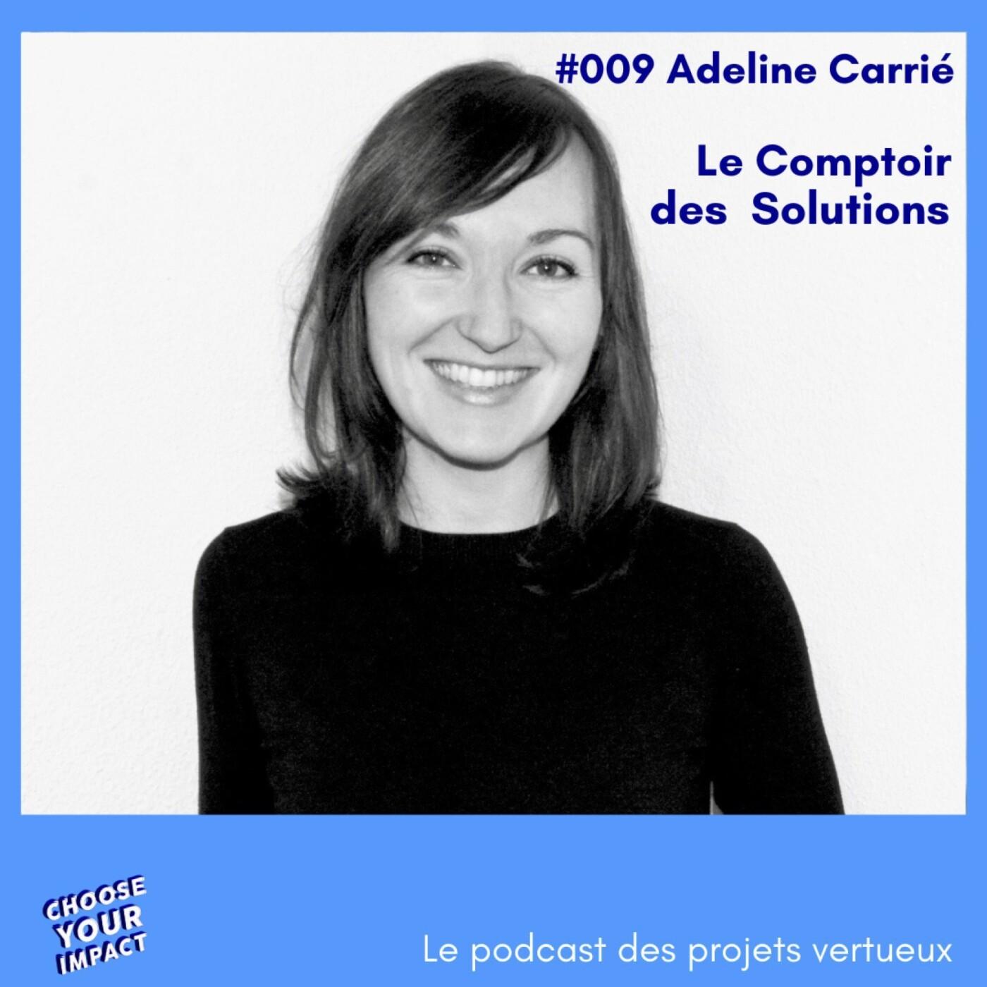 009 Adeline Carrié - LE COMPTOIR DES SOLUTIONS ou comment recenser les innovations au service du handicap