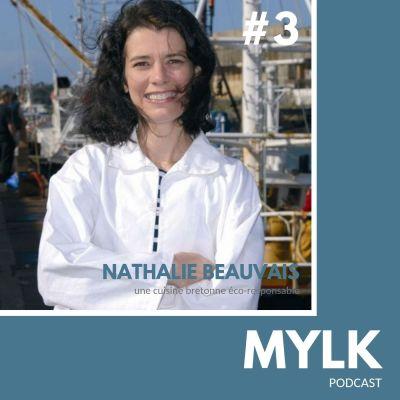 image #3 Nathalie Beauvais (Le Jardin Gourmand): une cuisine bretonne éco-responsable