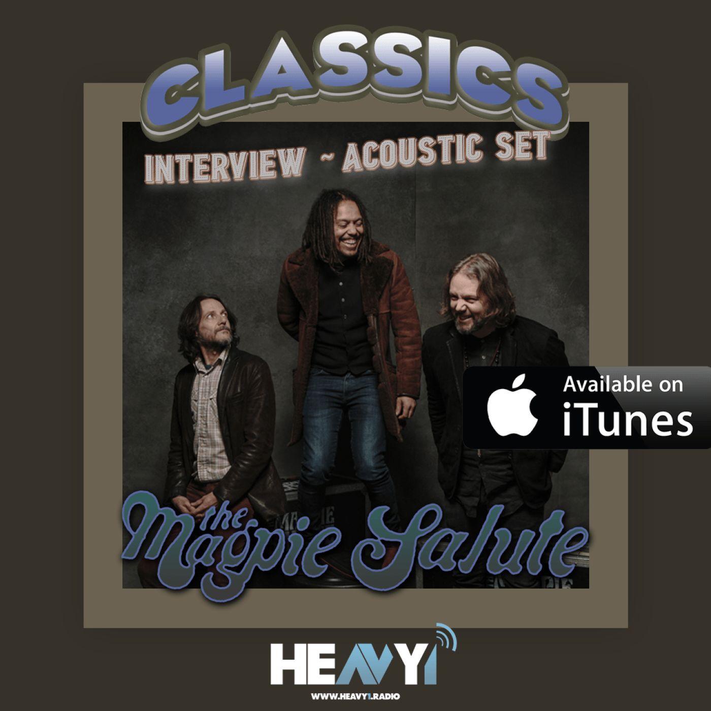 Classics : The Magpie Salute