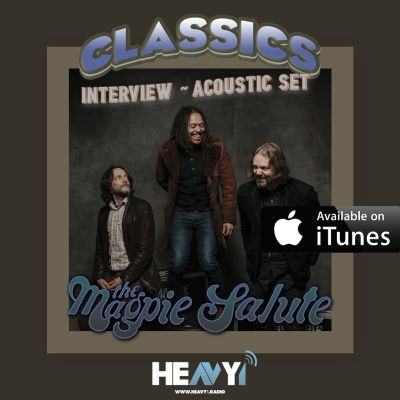 image Classics : The Magpie Salute