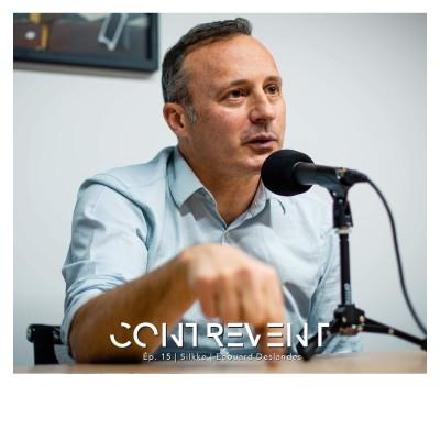 #15 Silkke - Edouard Deslandes - Tous bientôt avec son avatar: future révolution inévitable ? - Nantes cover