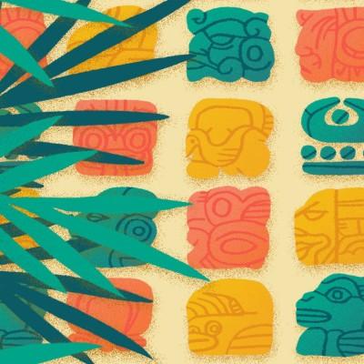 La civilisation Maya cover
