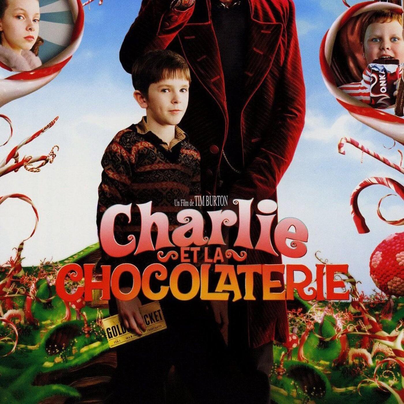 Le préquel de Charlie et la chocolaterie annoncé pour 2023