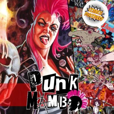 ComicsDiscovery S04E44 : Punk Mambo cover