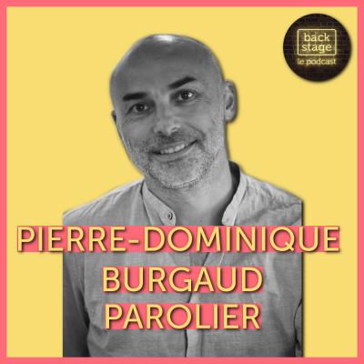 #8 Pierre-Dominique Burgaud, parolier cover