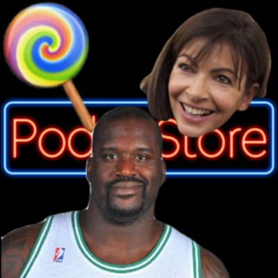 Podcastore #25 - Sweet Sweet Fanta Diallo cover