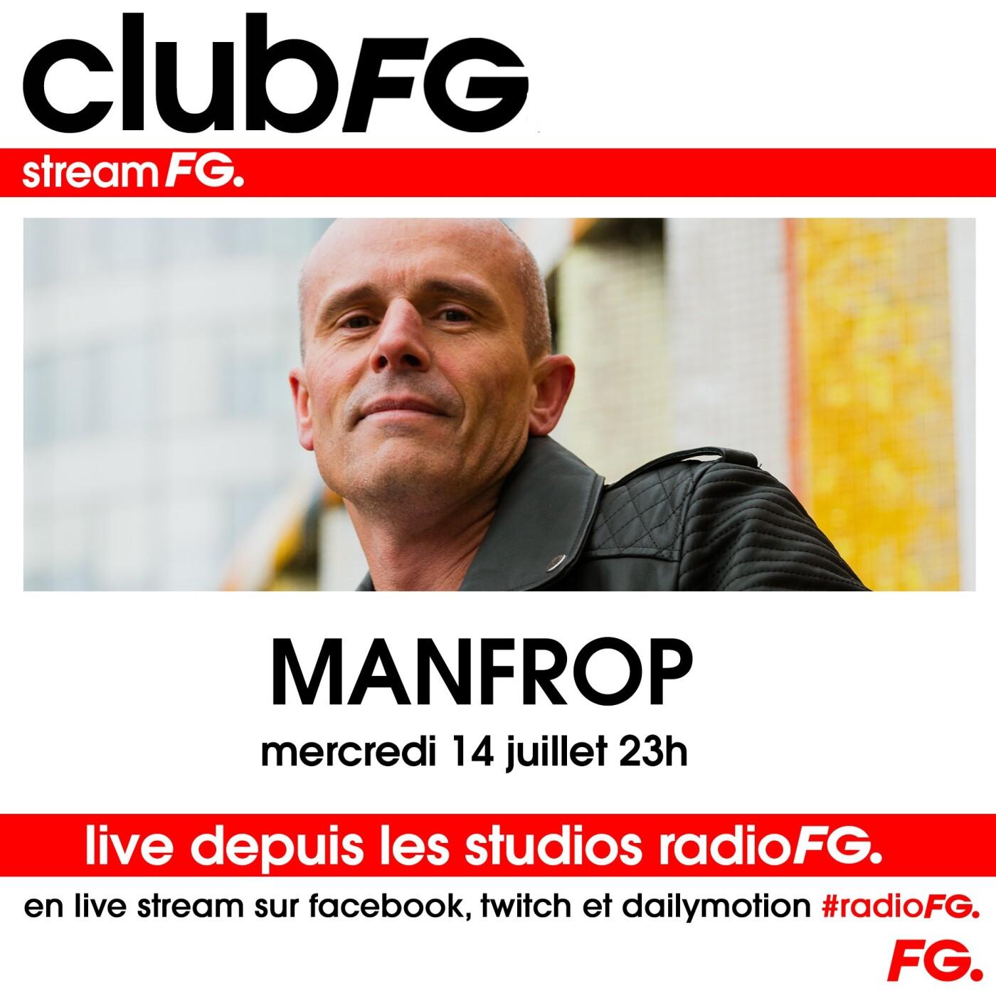 CLOUD PARTY : MANFROP