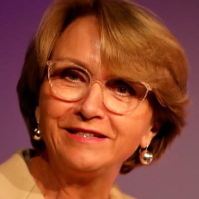 Anne-Marie Descôtes, ambassadrice de France à Berlin cover