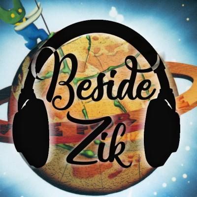 Beside Zik ep.21 : L'épisode pas commun from mars cover