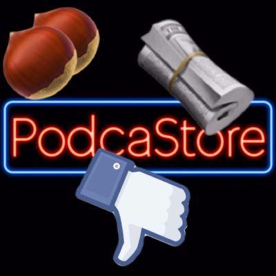 PodcaStore #36 - ou 34.75, c'est toujours pas ça cover