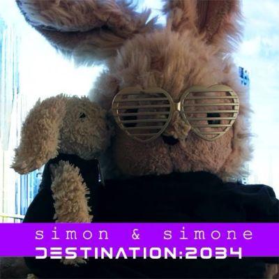 Misstep #7 - Simon et Simone Destination 2034 cover