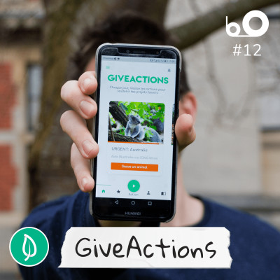 Episode 12: GiveActions, des donations par la pub