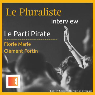 Présentation : Le Parti Pirate cover