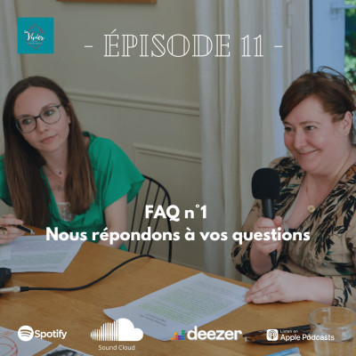 EP11- FAQ n°1 : Questions d'entrepreneurs cover