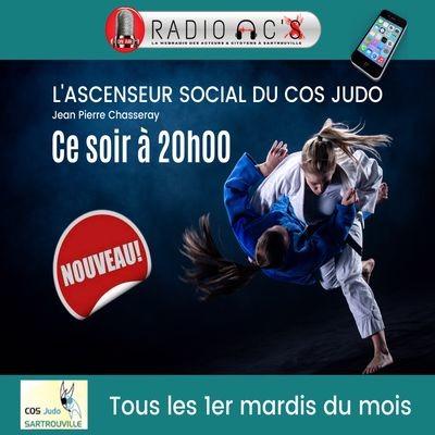 """L'ascenseur Social du COS JUDO"" Du 01/06/21 cover"