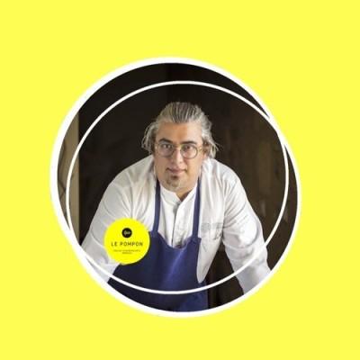 Vivien Durand – Chef étoilé du Prince Noir cover