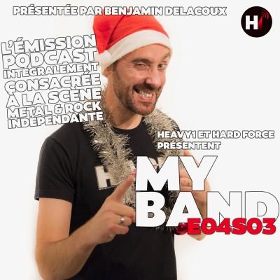 MyBand •Episode 4 Saison 3 cover