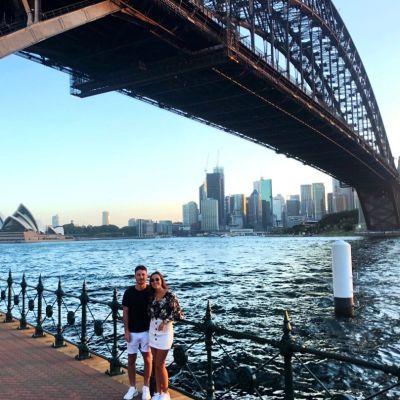 Episode #8 : Elisa et William sont en Australie pour un long voyage ! cover